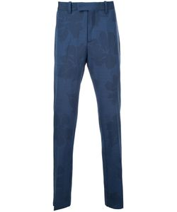 Oamc | Leaf Print Tailored Trousers