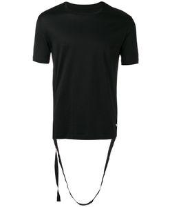 Les Hommes | Strap Detail T-Shirt