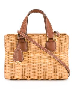 Mark Cross | Basket Tote Bag