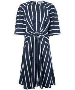 Preen by Thornton Bregazzi | Striped Dress Small