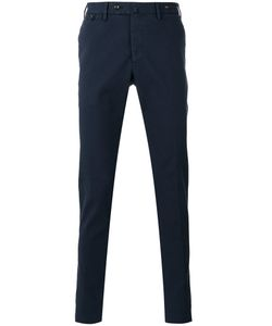 Pt01 | Slim Fit Chino Trousers Size 52