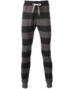 Junya Watanabe Comme Des Garçons | Man Striped Sweatpants Size Medium