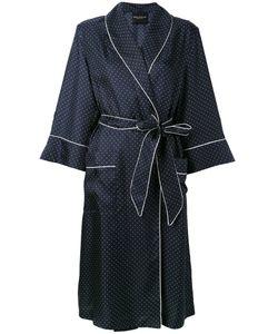 Erika Cavallini | Piped Polka Dot Pyjama Dress