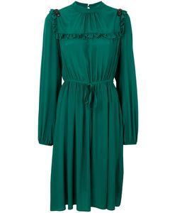 No21   Frill Bib Dress