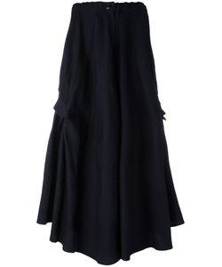 Y's | Asymmetric A-Line Skirt