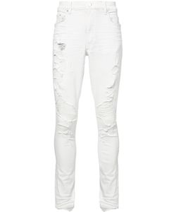 Amiri | Distressed Skinny Jeans Size 30