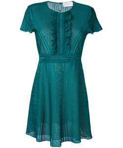 Zuhair Murad | Ruffled Trim Dress 40