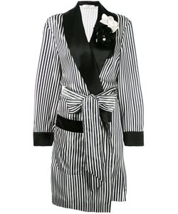 Lanvin | Striped Robe 38