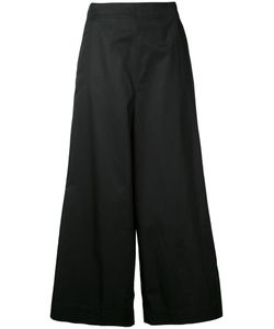 Astraet | Wide-Leg Cropped Trousers 0