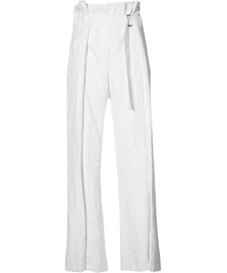 Ann Demeulemeester | Belted Wide-Leg Trousers Size 38