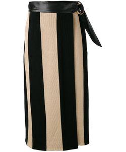Petar Petrov   Striped Skirt Size 38