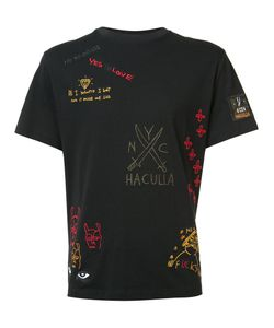 Haculla | Printed T-Shirt Large Cotton