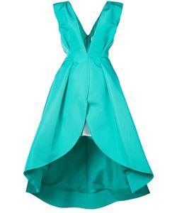 Christian Siriano | Asymmetric Flared Dress