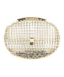 Anndra Neen | Oval Cage Clutch