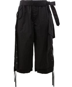 Craig Green | Laye Lace-Up Shorts Medium Cotton