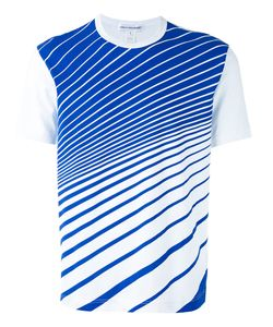 Comme Des Garçons | Shirt Diagonal Striped T-Shirt Small