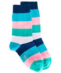 Paul Smith | Striped Socks Cotton/Nylon/Spandex/Elastane