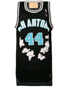 Night Market | S. Antonio Embroidered Nba Tank