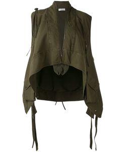 Faith Connexion | Asymmetric Zipped Waistcoat
