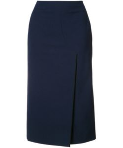 Jason Wu | Front Slit Midi Skirt