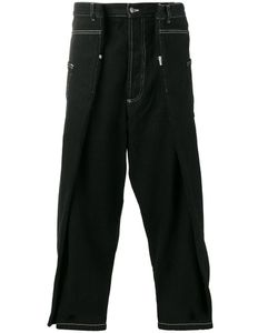 Christopher Shannon | Loose Fit Trousers Size