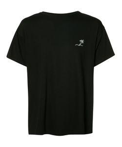 The Elder Statesman | Palm Tree T-Shirt Large