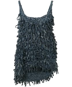 Spencer Vladimir | Fringed Tank Top