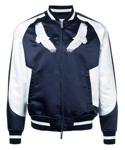 Yoshio Kubo | Embroidered Eagle Baseball Jacket