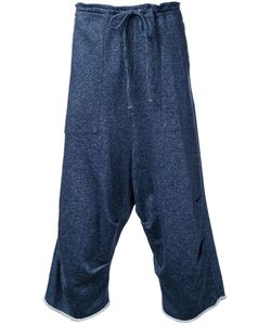 Forme D'expression | Dropped Crotch Track Pants Size Small