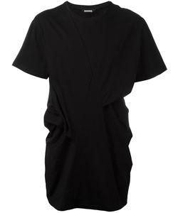 Moohong | Pleated T-Shirt 50 Cotton
