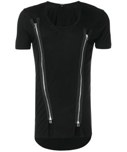 Unconditional | Zip Insert T-Shirt Men L