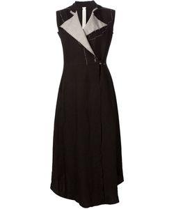 A Diciannoveventitre | Contrast Lapel Dress