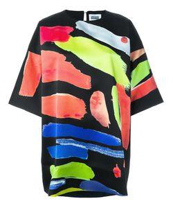 Christopher Shannon | Printed Silk Dress