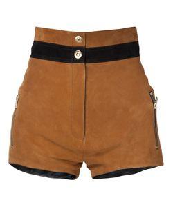 Beau Souci | Contrast Waistband Shorts