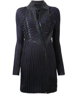 Iris Van Herpen | Long Sleeve Pleated Dress