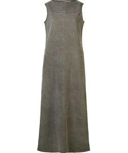 Uma | Long Jeans Evening Dress