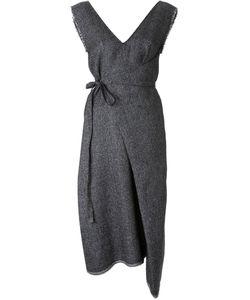 Assin | Asymmetric Wrap Dress