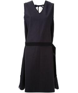 Assin | Sleeveless Polka Dot Dress Xs