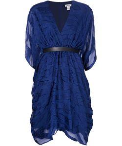 Issa | Belted V-Neck Dress 6