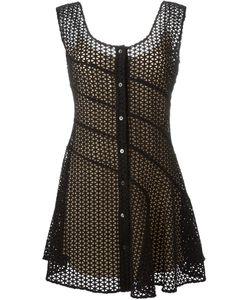 Sonia Rykiel | Buttoned Lace Dress 38