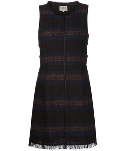 Sea | Striped A-Line Dress