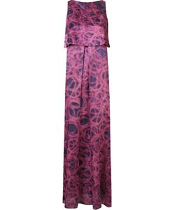 Fernanda Yamamoto | Front Pleated Cocktail Dress