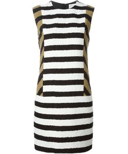 Sonia Rykiel | Colour Block Striped Dress 38