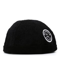 Bernstock Speirs | Textured Logo Patch Hat