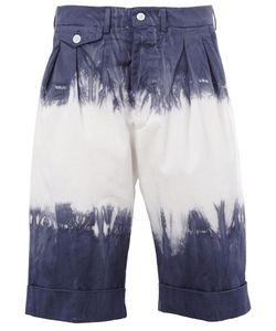 Wooster + Lardini | Tie Dye Shorts
