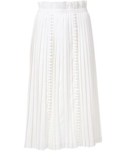 Taro Horiuchi | Pleated Midi Skirt