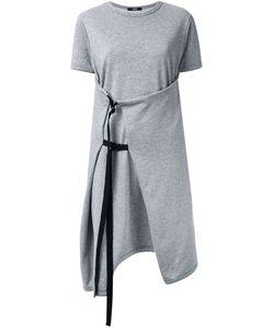 Assin   Asymmetric T-Shirt Dress