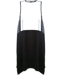 Assin | Organza Panel Dress