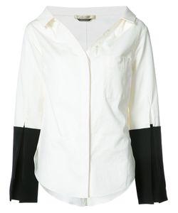 Hellessy | Bessette Contrast Cuff Shirt