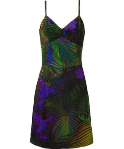 Osklen Praia | Abstract Print Mini Dress
